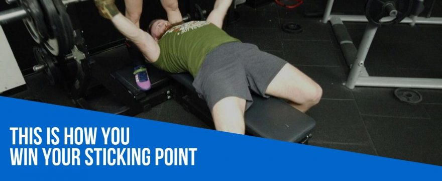 sticking point powerlifting